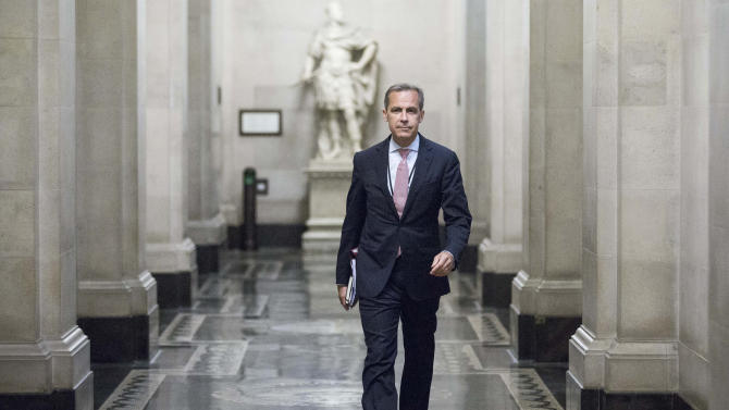 Bank of England hints policy to remain loose