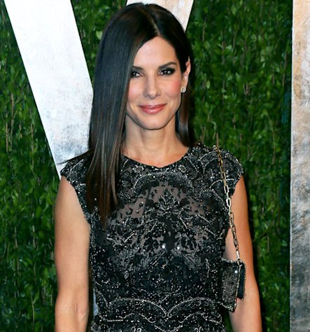 Sandra Bullock&#39;s Son Louis Bardo Helped Pick Out Her Oscars Jewelry!