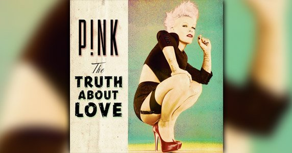 Pink : &quot;The Truth About Love&quot; de Pink est l&#39;album Pure Charts du week-end