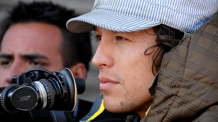 Director Cary Fukunaga Sin Nombre Production Stills Focus 2009