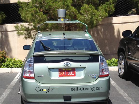 Self-Driving Cars Alter Road Rules