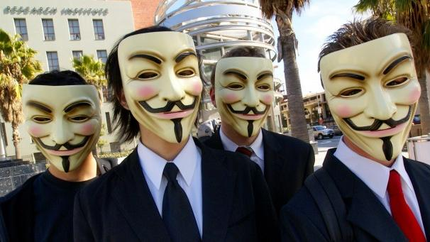 Anonymous claims - and denies - responsibility for Stratfor breach