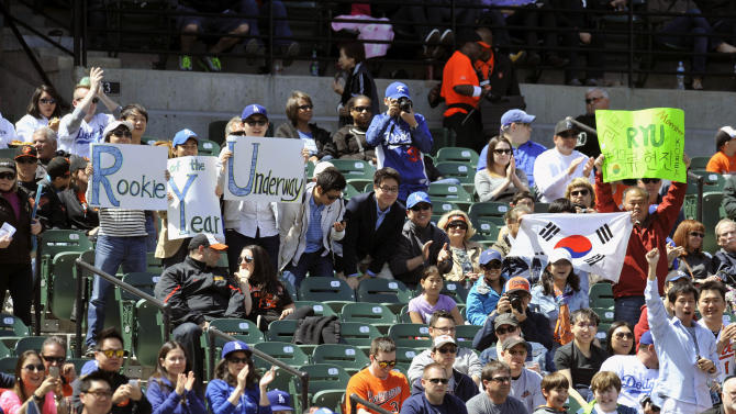 MLB: Los Angeles Dodgers at Baltimore Orioles-Game 1