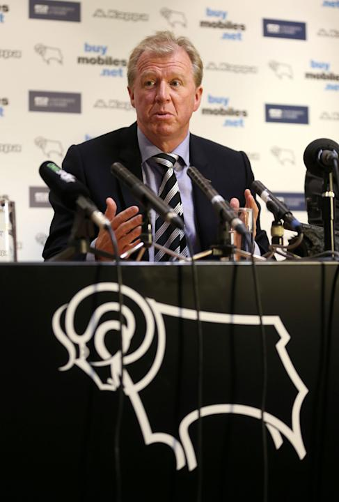 Soccer - Sky Bet Championship - Derby County Press Conference - Pride Park