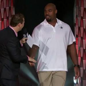 Pro Bowl Draft: Dallas Cowboys tackle Tyron Smith goes No. 6