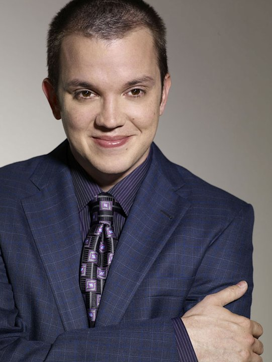 Eric Millegan stars as Dr. Zack Addy in Bones.