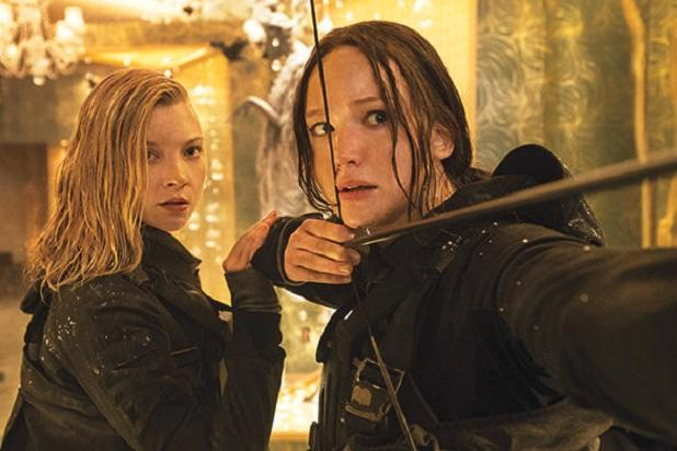 'Hunger Games' Heats Up Thanksgiving Box Office