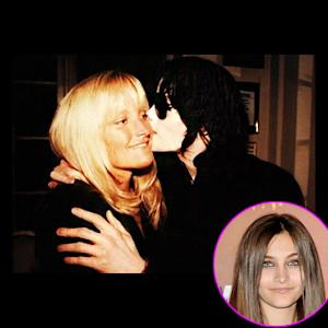 "Michael Jackson Remembered: Paris Shares ""Mommy and Daddy"" Photo"