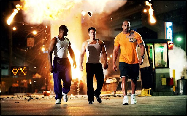 Pain &amp; Gain Stills