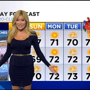 Jackie Johnson's Weather Forecast (Dec. 20)