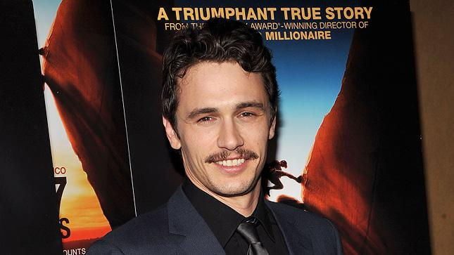 127 Hours NY Premiere 2010 James Franco