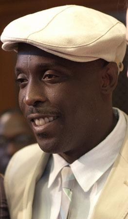 Michael K. Williams, actor – The Wire, Boardwalk Empire