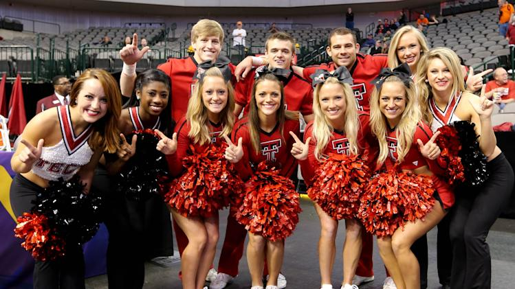 NCAA Womens Basketball: Big 12 Conference Tournament-Oklahoma State vs Texas Tech