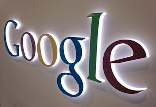 Google sign: Credit Reuters