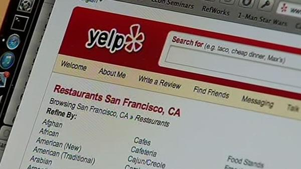 San Francisco restaurant accuses Yelp of rigging reviews