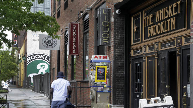 In urban revival beer creates small business hubs