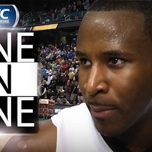 Wake Forest's Travis McKie Talks ACC Tournament Win Over Notre Dame | ACC One-On-One