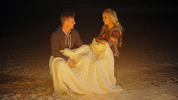 'Bachelorette' Preview: Emily Maynard Gets Busy With Jef Holm In Bermuda