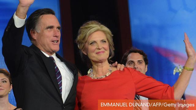 "Ann Romney Turns Down ""DWTS"""
