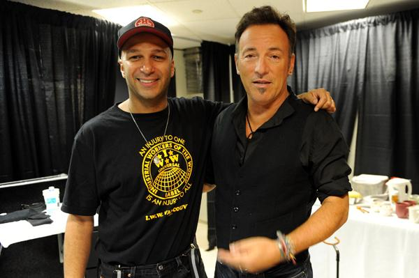 Tom Morello to Join Bruce Springsteen on Australian Tour
