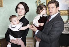 Michelle Dockery, Allen Leech | Photo Credits: Nick Briggs/Carnival Film/Masterpiece