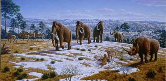 Mammoths Wiped Out By Multiple Killers