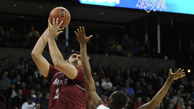 NCAA Basketball: NCAA Tournament-2nd Round-San Diego State vs New Mexico State