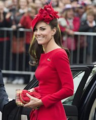 Look Book: Kate Middleton's Hats & Fascinators