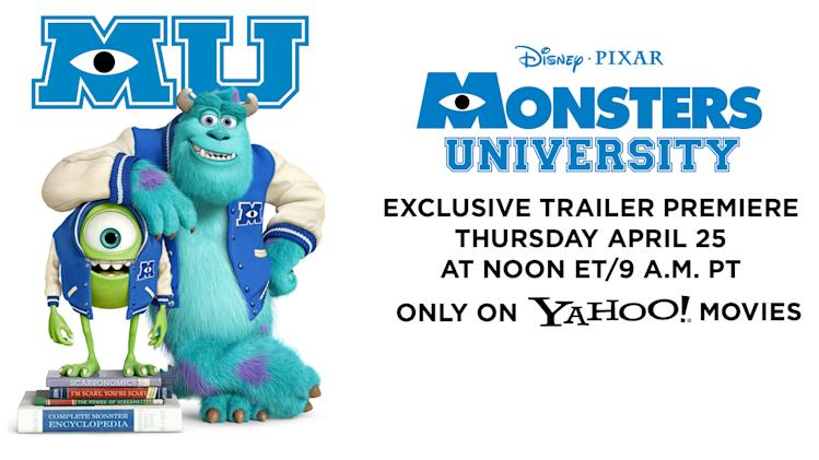 Monsters University Final Theatrical Trailer 1