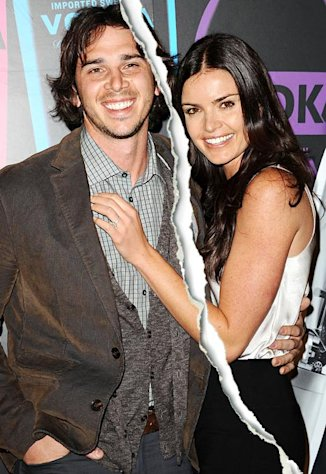 Bachelor&#39;s Ben Flajnik, Courtney Robertson Split!