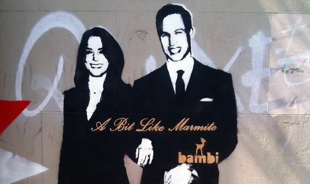 Did Brad Pitt Buy This Kate Middleton and Prince William Portrait For Angelina Jolie?