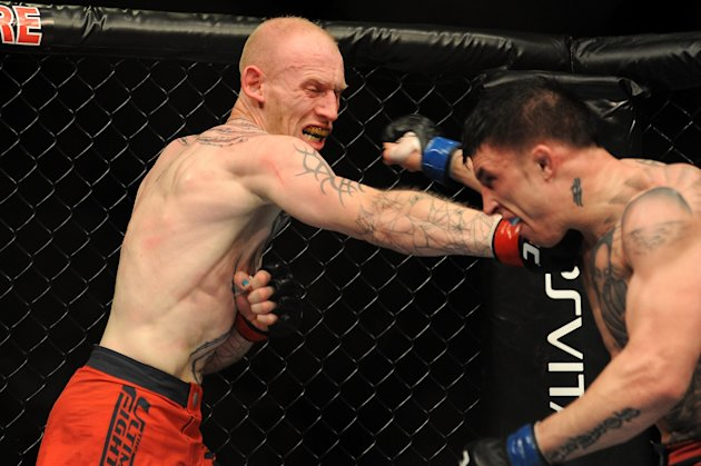 UFC On FX: Colin Fletcher v Norman Parke