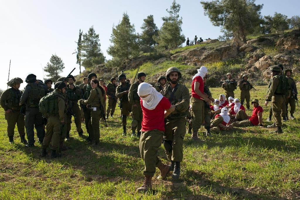 Israel army launches 'surprise' West Bank drill