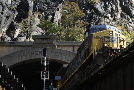 CSX profit dips but meets Wall Street expectations