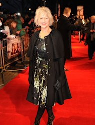 Dame Helen Mirren is nominated for her role in Hitchcock