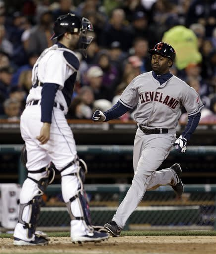 Indians hold on to beat Verlander, Tigers 7-6