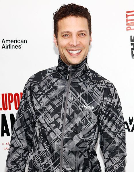 "Justin Guarini, American Idol Alum, Says He's ""Nowhere Near Poverty"""
