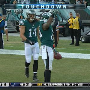 Week 12: Philadelphia Eagles running back LeSean McCoy highlights