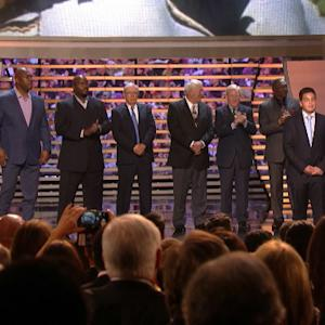 'NFL Honors': Hall of Fame Class of 2015
