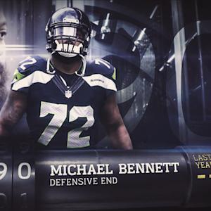 'Top 100 Players of 2015': No. 90 Michael Bennett