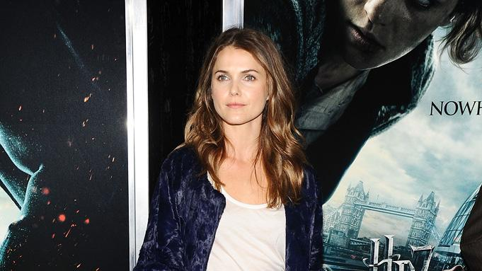 Harry Potter and the Deathly Hallows Pt 1 NYC premiere 2010 Keri Russell