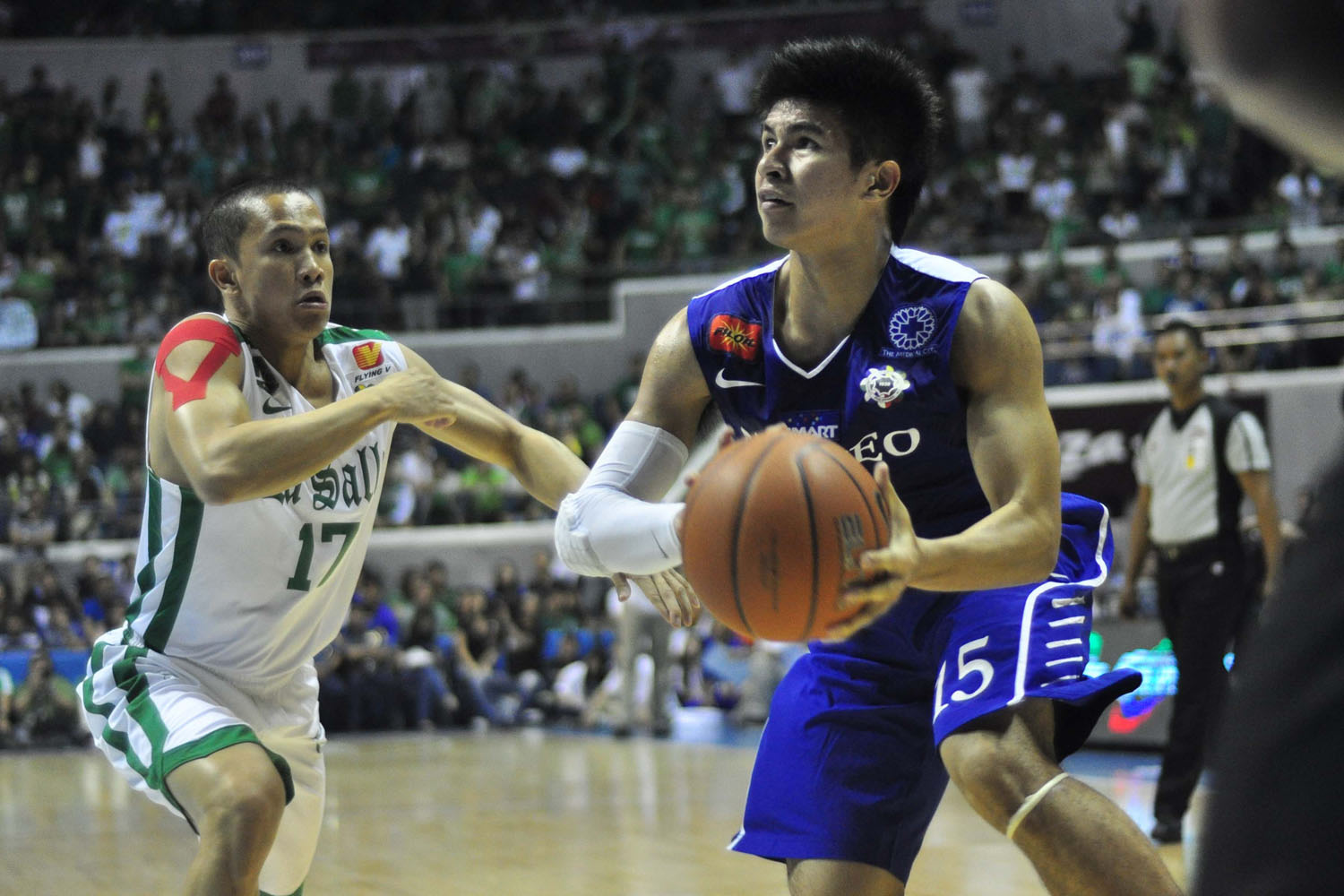 Fil-Oil Cup 2013: Ateneo versus La Salle | College Hoops Experts Blog