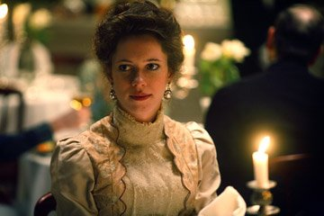 Rebecca Hall in Touchstone Pictures' The Prestige
