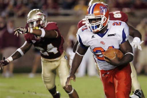 No. 6 FSU rolls to 55-0 win over Savannah State