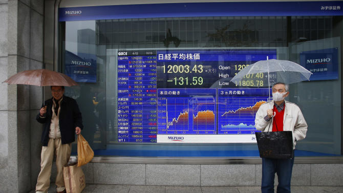 Asian stocks up after positive US economic data