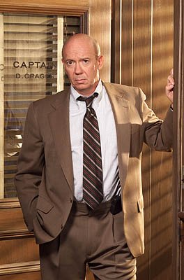"Dann Florek as Captain Donald Cragen NBC's""Law and Order: Special Victims Unit"" Law & Order: Special Victims Unit"