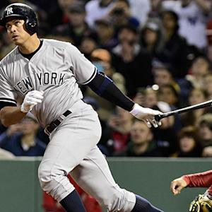 A-Rod hits his 660th career home run