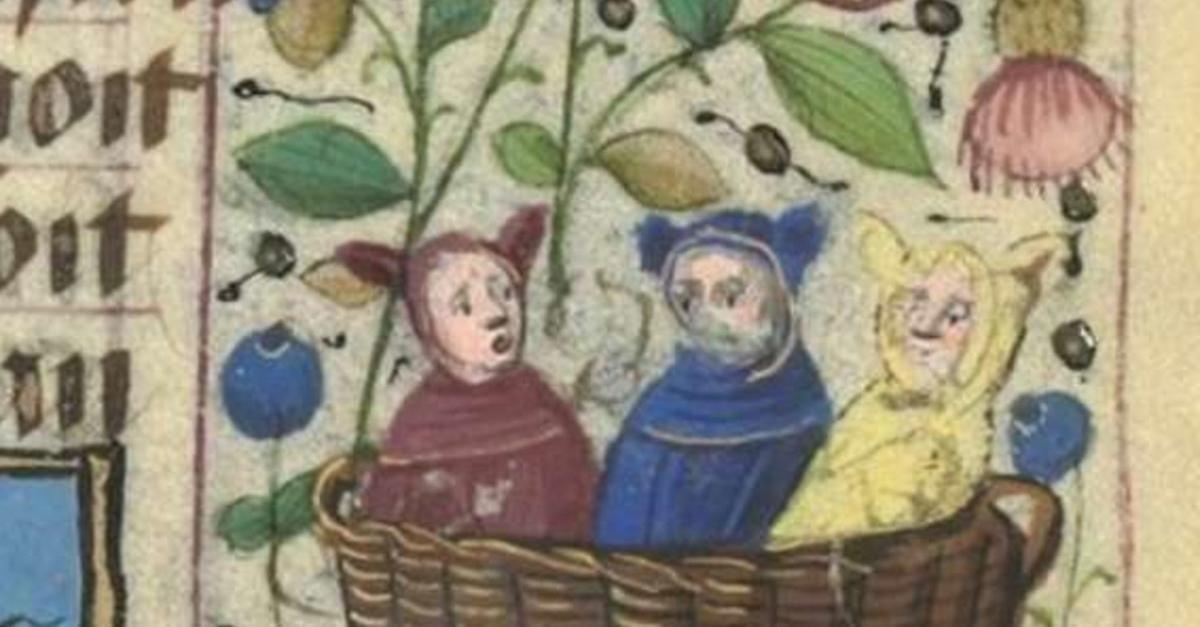 Art Was Really Weird in Medieval Times
