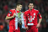 Brendan Rodgers is counting on the experience of Steven Gerrard and Jamie Carragher