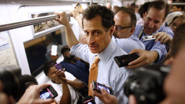 What Can Stop Anthony Weiner Now?